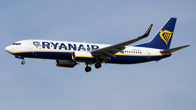 9H-QDU - Boeing 737-8AS - Malta Air (Ryanair)