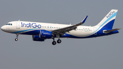 VT-IVY - Airbus A320-271N - IndiGo Airlines