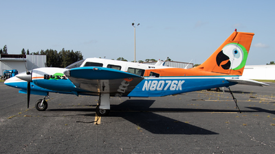 N8076K - Piper PA-34-200T Seneca II - Buzz Air