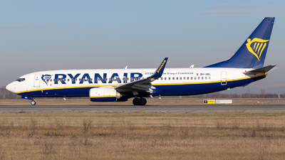 9H-QBL - Boeing 737-8AS - Malta Air (Ryanair)