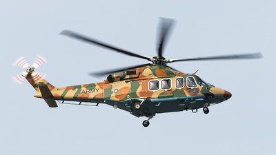 18-066 - Agusta-Westland AW-139 - Pakistan - Army Aviation