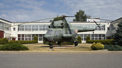 2010 - PZL-Swidnik Mi-2 Hoplite - Poland - Air Force