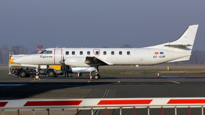 EC-GJM - Fairchild SA227-BC Metro III - Flightline