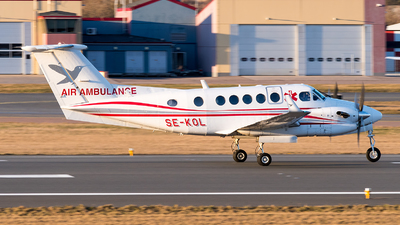 SE-KOL - Beechcraft B300 King Air - Hummingbird Aviation Services