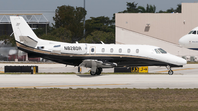 N828DR - Cessna 560XL Citation Excel - Private