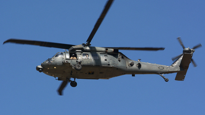 2642 - Sikorsky H-60L Blackhawk - United Arab Emirates - Air Force