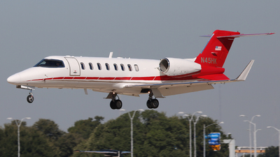 N45HK - Bombardier Learjet 45 - Private