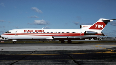N64324 - Boeing 727-231 - Trans World Airlines (TWA)