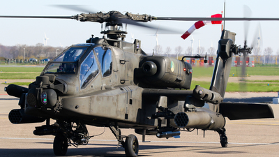 Q-05 - Boeing AH-64D Apache - Netherlands - Royal Air Force