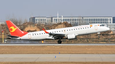 B-3170 - Embraer 190-100LR - Tianjin Airlines