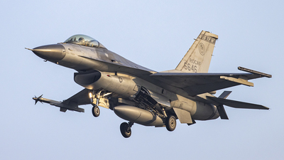 6646 - General Dynamics F-16A Fighting Falcon - Taiwan - Air Force