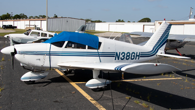 N38GH - Piper PA-28-180 Cherokee C - Private