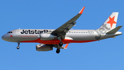 VN-A570 - Airbus A320-232 - Jetstar Pacific Airlines