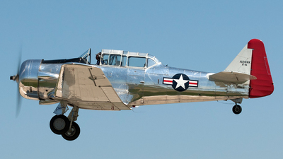N128WK - North American T-6G Texan - Private