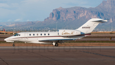 N956QS - Cessna 750 Citation X - NetJets Aviation