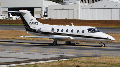 N515RY - Hawker Beechcraft 400XP - Private