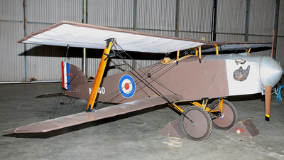 N540 - P.V.8 Eastchurch Kitten - United Kingdom - Royal Navy