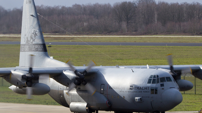 G-781 - Lockheed C-130H Hercules - Netherlands - Royal Air Force