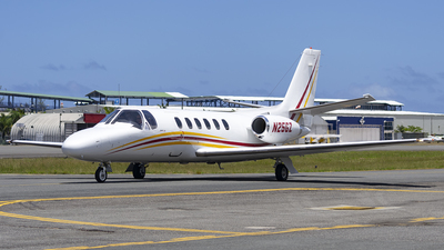 N25GZ - Cessna S550 Citation SII - Private