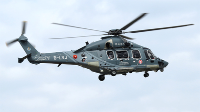 B-LVJ - Airbus Helicopters H175 - Hong Kong - Government Flying Service (GFS)