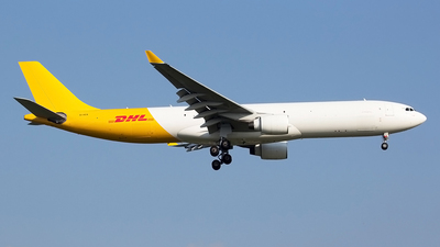 EI-HEA - Airbus A330-322P2F - Air Hong Kong (ASL Airlines)