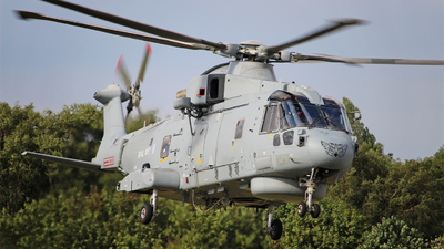 ZH845 - Agusta-Westland Merlin HM.2 - United Kingdom - Royal Navy