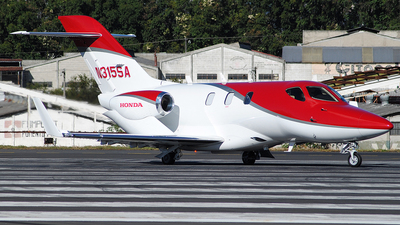N315SA - Honda HA-420 HondaJet - Private