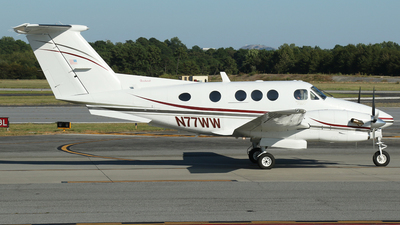 N77WW - Beechcraft F90-1 King Air - Private