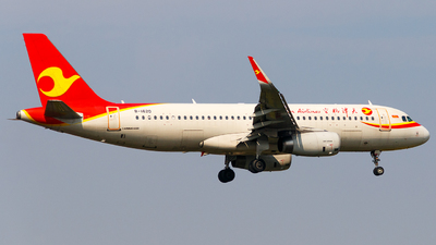 B-1620 - Airbus A320-232 - Tianjin Airlines