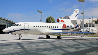 OE-IDM - Dassault Falcon 900EX - The Flying Bulls