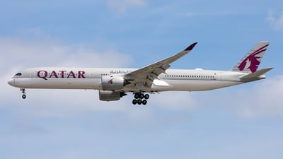 A7-ANC - Airbus A350-1041 - Qatar Airways