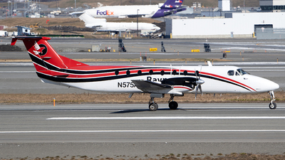N575A - Beech 1900C-1 - Ravn Connect