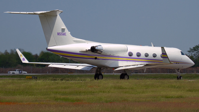 N55ME - Gulfstream G-III - Private