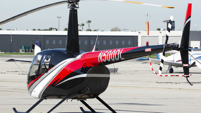 N500DL - Robinson R44 Raven - Private