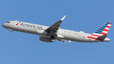 N130AN - Airbus A321-231 - American Airlines
