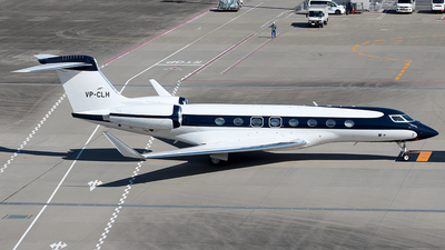 VP-CLH - Gulfstream G650ER - Private