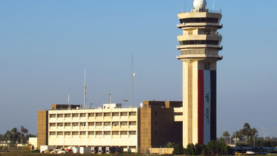 ORBI - Airport - Control Tower