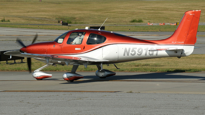 N591GT - Cirrus SR22T-GTS Platinum - Private