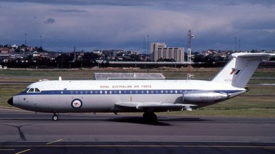 A12-125 - British Aircraft Corporation BAC 1-11 Series 217EA - Australia - Royal Australian Air Force (RAAF)