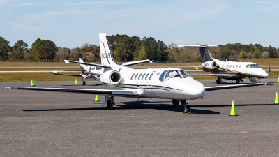 N312GS - Cessna 550B Citation Bravo - Private