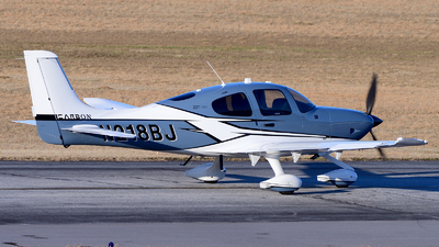 N218BJ - Cirrus SR22T-GTS G6 Carbon - Private