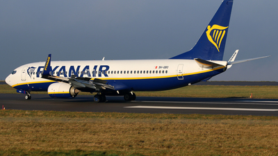 9H-QBO - Boeing 737-8AS - Malta Air (Ryanair)
