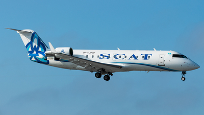 UP-CJ008 - Bombardier CRJ-200LR - Scat Air Company