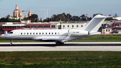9H-NBB - Bombardier BD-700-1A10 Global 6000	 - Elitavia Malta