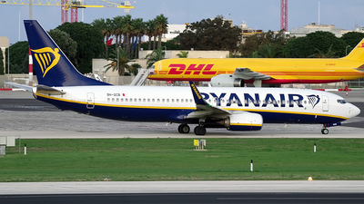 9H-QCB - Boeing 737-8AS - Malta Air (Ryanair)