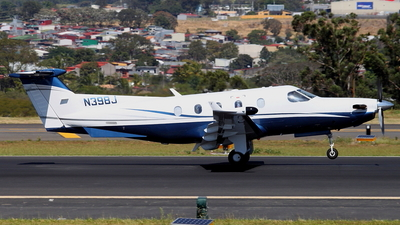 N398J - Pilatus PC-12/45 - Private