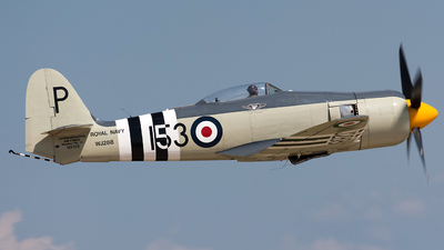 NX15S - Hawker Sea Fury FB.11 - Commemorative Air Force