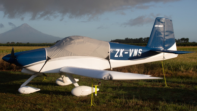 ZK-VNS - Vans RV-9A - Private