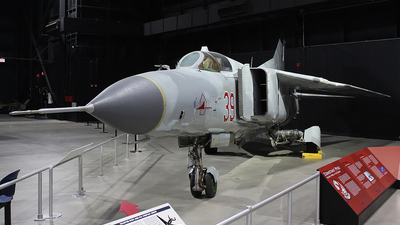 39 - Mikoyan-Gurevich MiG-23 Flogger - Soviet Union - Air Force