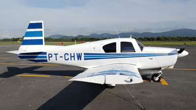 PT-CHW - Mooney M20B - Private